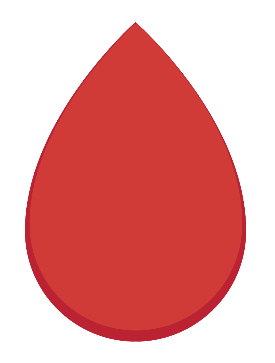 varför är blodet rött